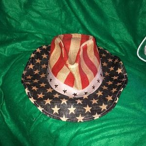 Cowboy Hat with USA theme